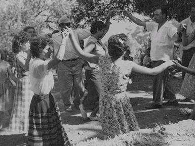 Άνδρος Σεμινάριο χορού