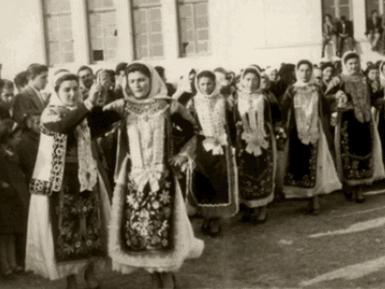 Αρβανιτοχώρια Δυτικής Αττικής Σεμινάριο χορού