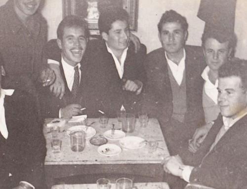 Μια παλιά ηχογράφηση από γλέντι στον Πολύγυρο Χαλκιδικής