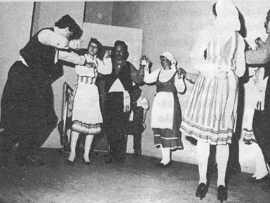 Κέα Σεμινάριο χορού