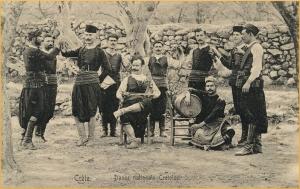 Σεμινάριο χορού Κεντρική Κρήτη