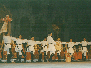 Μέγαρα Σεμινάριο χορού