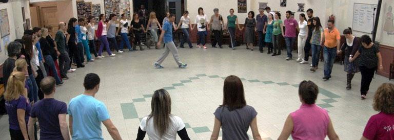 Σεμινάρια παραδοσιακού χορού