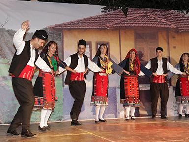 Βόρεια Θράκη Σεμινάριο χορού