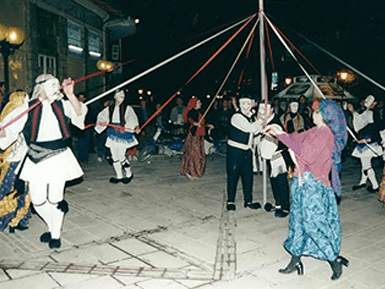 Άρτα Τζουμερκοχώρια Σεμινάριο χορού