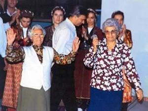 Ερυθραία Σμύρνη σεμινάριο χορού