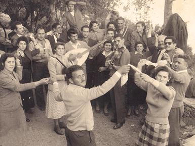 Ικαρία Φούρνοι Σεμινάριο χορού