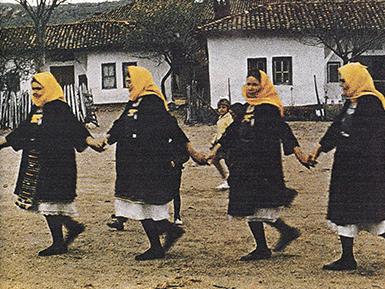 Καρωτή Διδυμοτείχου Σεμινάριο χορού