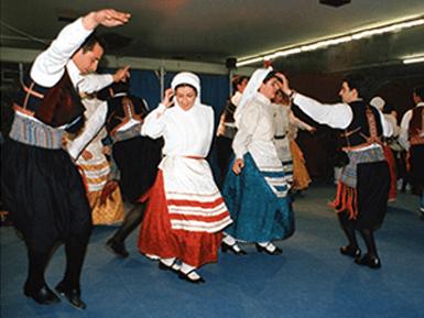 Κυνίδαρος Νάξου Σεμινάριο χορού