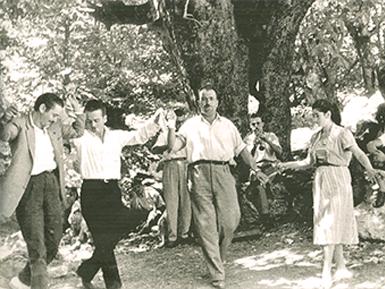 Μεσσηνία Σεμινάριο χορού