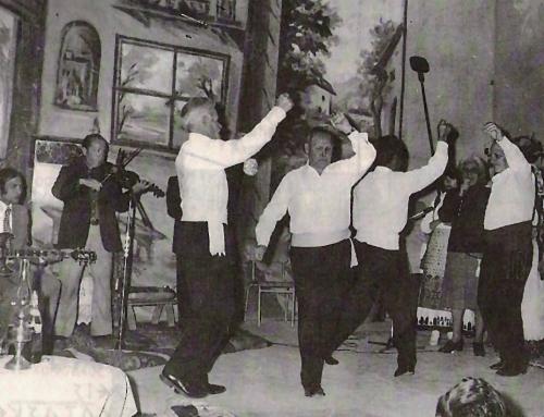 3ο σεμινάριο χορού | Χοροί & τραγούδια από την Ερυθραία Μ.Ασίας