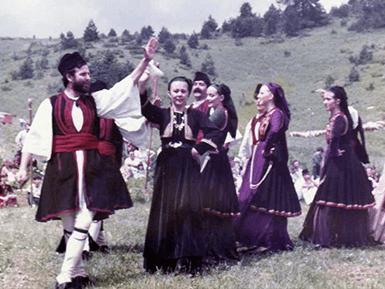 Βλαχόφωνοι Βερμίου Σεμινάριο χορού