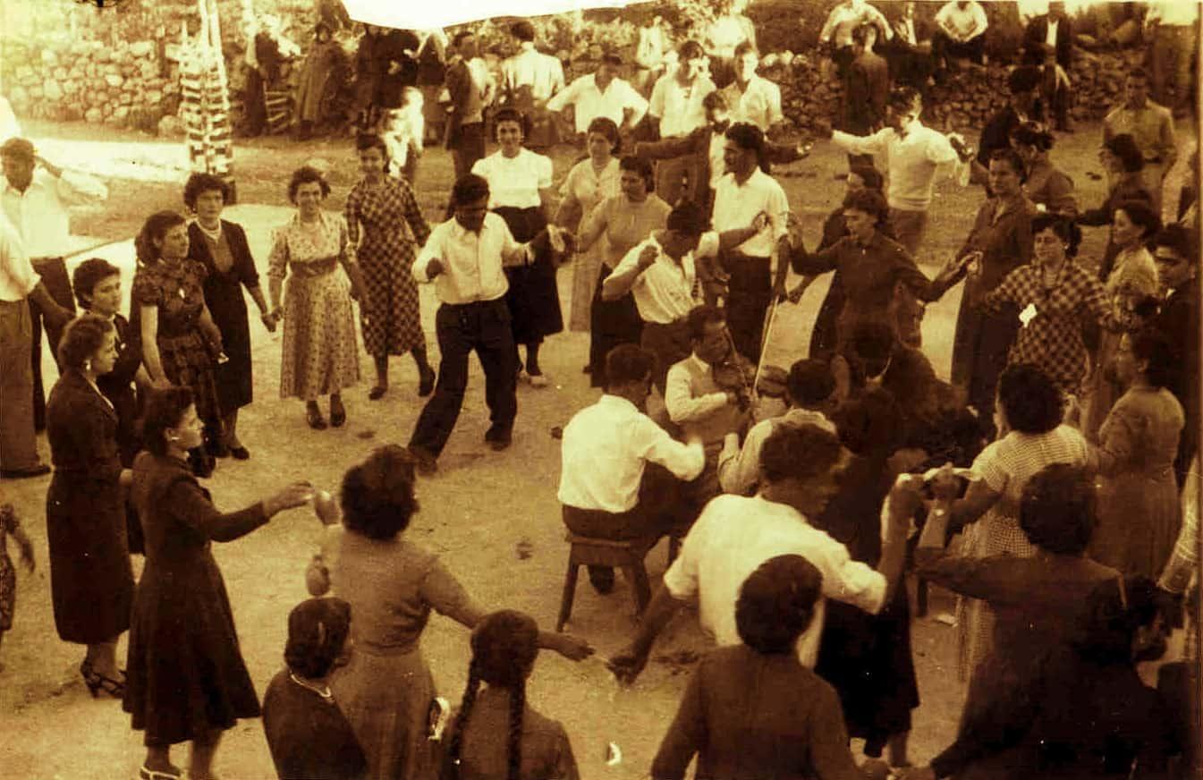 σεμινάριο χορού νοτιοανατολική λακωνία