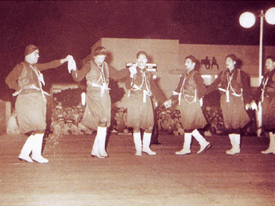 Δυτική Κρήτη Σεμινάριο χορού