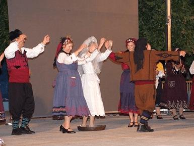 Οινόη Έβρου Σεμινάριο χορού
