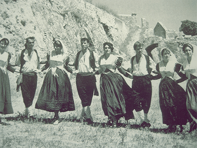 σεμινάριο χορού Λευκάδα