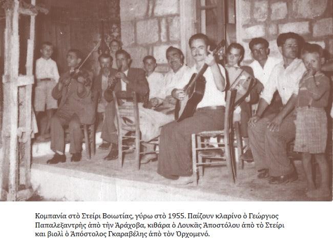 Η μουσική παράδοση της Ρούμελης και οι ηχογραφήσεις του Σίμωνα Καρά στο Στείρι Βοιωτίας