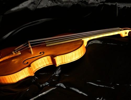 Βιολί τύπου Guarneri