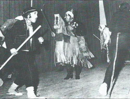 1ο σεμινάριο χορού | Χορευτική παράδοση στο Σταυρίν Αργυρούπολης του Πόντου