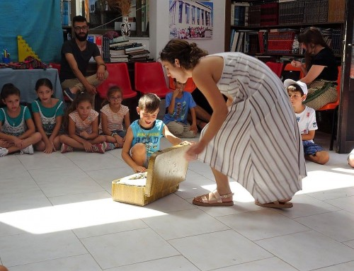 Ταξιδεύοντας τη βαλίτσα του Σίμωνα στην Κάρπαθο