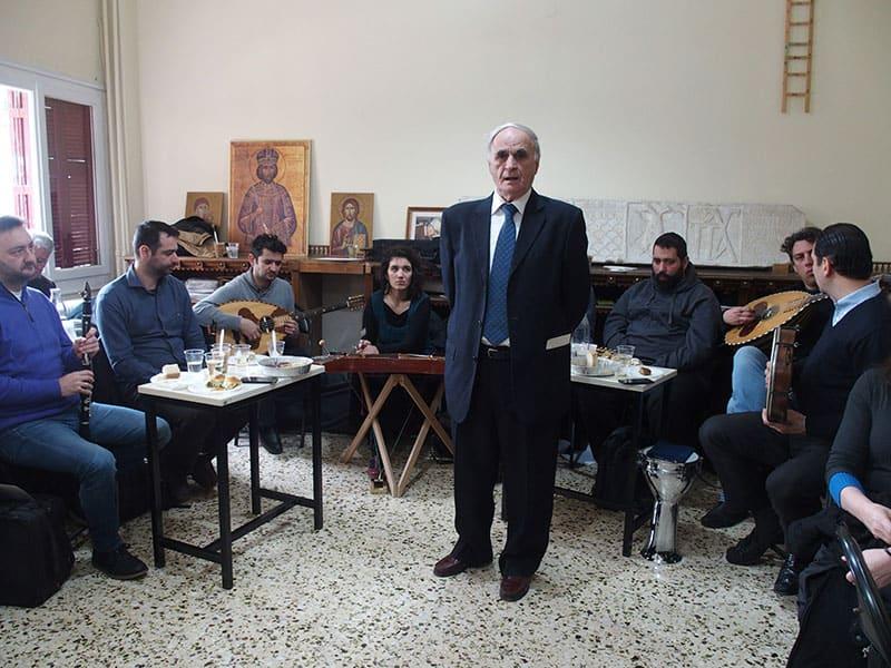 Γλέντι στο μνημόσυνο του Σίμωνα Καρά 2019