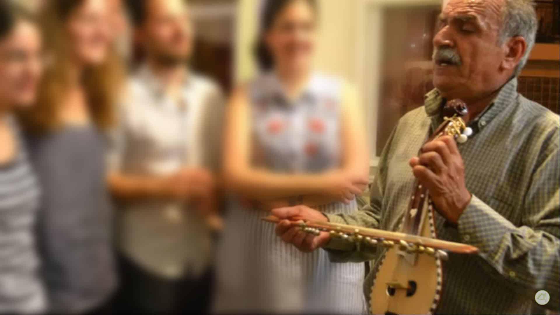 3ο σεμινάριο παραδοσιακού τραγουδιού | Όλυμπος Καρπάθου