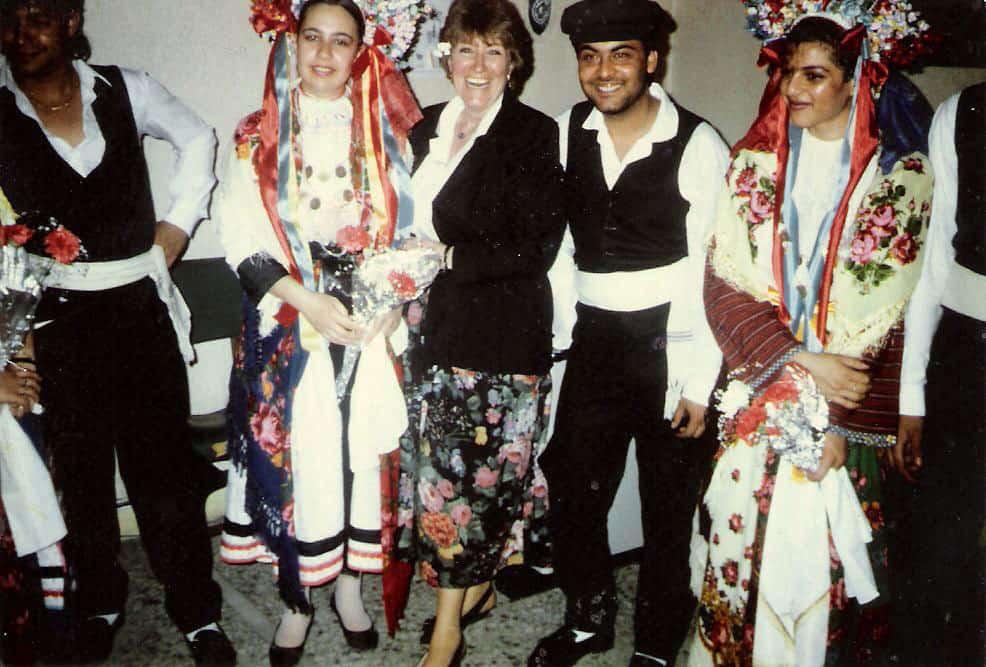 Κυριακάτικες συναντήσεις χορού | Σέρρες